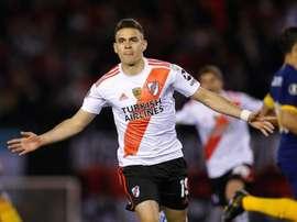 River Plate se refugia en la competición que más alegrías le ha dado últimamente. EFE