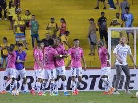 Independiente del Valle quiere seguir con lo comenzado en 2019. EFE