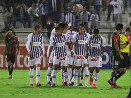 Alianza viajó a Buenos Aires