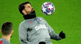 Diego Costa está na mira do futebol turco. EFE