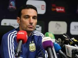 Os dois argentinos não se falam. EFE