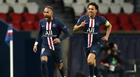 Neymar and PSG troll Haaland after Champions League triumph over Dortmund. EFE
