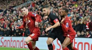 Culpam a partida entre Liverpool-Atlético por 41 mortes. EFE