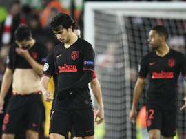 João Félix desperta o interesse do Manchester United. EFE/EPA/PETER POWELL