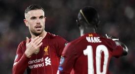 Henderson, meilleur joueur de Premier League
