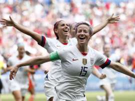 La Federación de Fútbol de Estados Unidos dio a conocer sus documentos. EFE