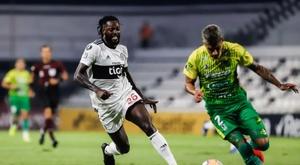 Adebayor pidió disculpas públicamente. EFE/NathaliaAguilar