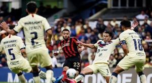 Futebol mexicano é suspenso pelo COVID-19. EFE/José Méndez