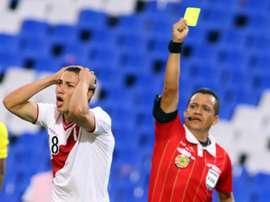 Jean Deza (i) es quizá el mayor talento de Perú de los últimos tiempos. EFE/Archivo