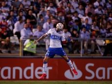 En Chile se jugará a puerta cerrada a partir del 18 de marzo. EFE