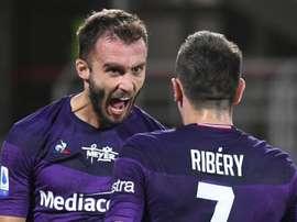 La Fiorentina veut un joueur de River si Pezzella s'en va. EFE