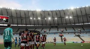 Campeonatos mineiro, carioca e catarinenses estão suspensos. EFE/Antonio Lacerda