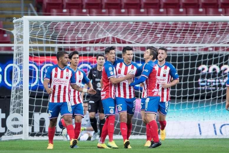 Miguel Ponce reconoció que deben hacer un partido perfecto. EFE