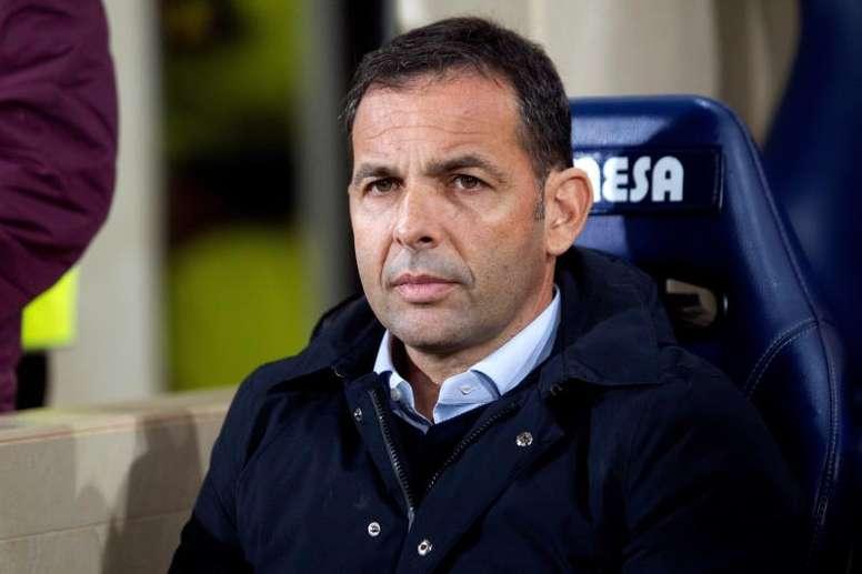 OFICIAL: Calleja deja de ser entrenador del Villarreal. EFE