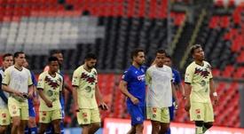 México elimina los ascensos y descensos cinco años. EFE/Jorge Núñez