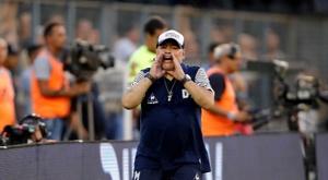 Maradona dispara contra os dirigentes argentinos por calotes. EFE