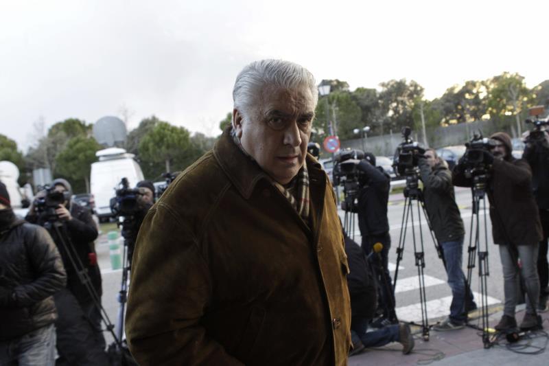 Muere ex presidente de Real Madrid por coronavirus