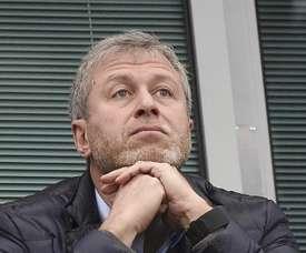 Roman Abramovich owns Chelsea football club. EFE