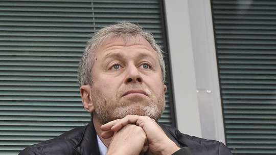 Roman Abramovich owns Chelsea football club. EFE