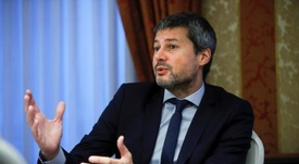 Matías Lammens, ministro de Turismo y Deporte de Argentina, no dio ninguna fecha. EFE
