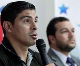 El presidente de la Asociación de Futbolistas de Panamá (Afutpa) mostró su sorpresa. EFE