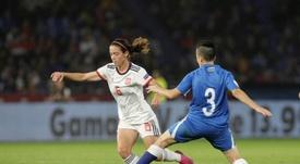 España Femenina no jugará en abril. EFE