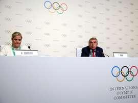 Jogos Olímpicos são adiados pela primeira vez na história. EFE