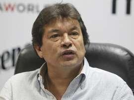 OFICIAL: El Salvador suspende la Liga y da como campeón a Once Deportivo. EFE/Oscar Rivera/Archivo
