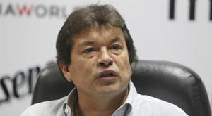 El Salvador suspende a Liga e declara Once Deportivo o campeão. EFE/Oscar Rivera