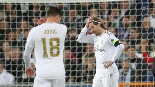 Problemi di sovraffollamento in casa Real Madrid. EFE