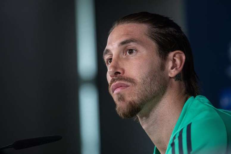 Ramos did not want to meet with the Government. EFE