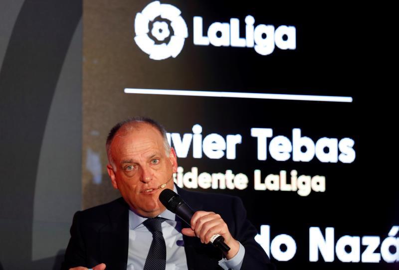Barça, Real Madrid, Atlético : Tebas est