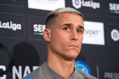 Callejón has options in Italy and Spain. EFE