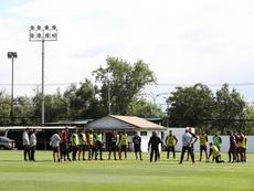 Chile ofrece su Ciudad Deportiva para combatir el COVID-19. EFE/Archivo