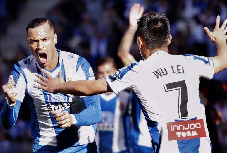 El Espanyol anda viviendo un año muy duro. EFE