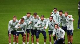 La Selección Española convoca a todos los españoles. EFE