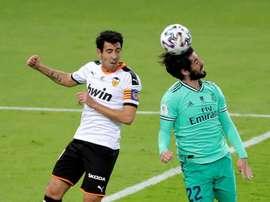 La raison pour laquelle le Barça n'a pas recruté Parejo. EFE