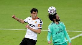 El Valencia busca salida a ambos. EFE