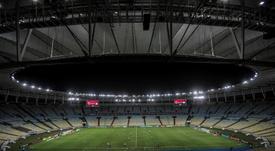 Fla e Flu desejam administrar o estádio pelo período de 35 anos. EFE/Antonio Lacerda/Arquivo