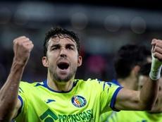 Jaime Mata habló de una Europa League en suspenso. EFE/Archivo
