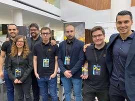 Andrés Fernández, un apasionado de la inteligencia artificial. EFE