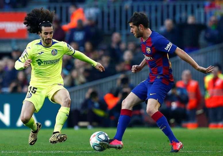Man City want to sign Roberto. EFE