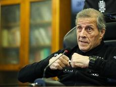 El fútbol uruguayo, el último en recibir los azotes del coronavirus. EFE