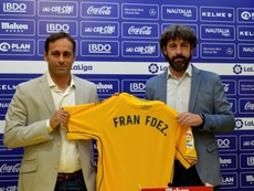 Fran Fernández envió un mensaje de fuerza. EFE