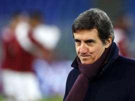 En el Torino creen que no hay margen de tiempo para que la Serie A se relance. EFE