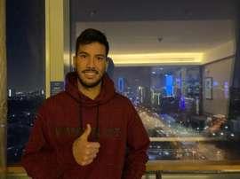 Yaki Yen, taiwanés de origen español, juega en China. EFE