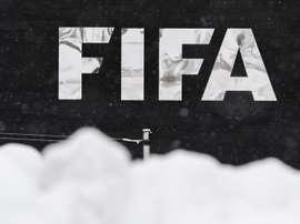 El plan de la FIFA. EFE