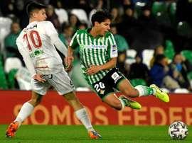 LaLiga pode voltar em 12 de junho. EFE/ Raúl Caro