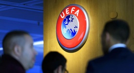 UEFA have postponed all their competitions until further notice. EFE