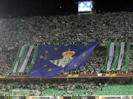 Fans will not be allowed back until September at the earliest. EFE